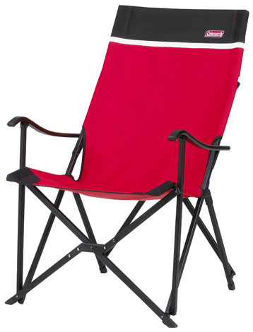 The Cyprus Bbq Store Sling Chair Cardinal
